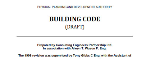Physical Planning Draft Building Code (Click to view entire document | PDF, 3.21 MB)