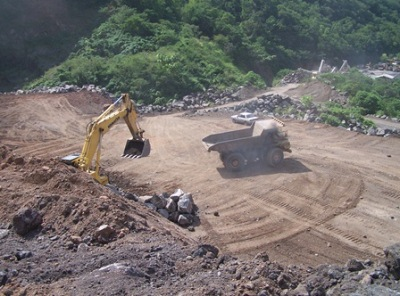 If managed and rehabilitated properly, quarries can provide flat build-able land